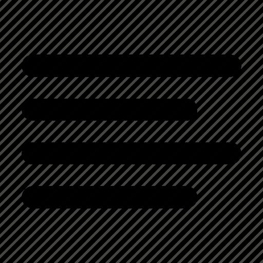 align, left, tool icon