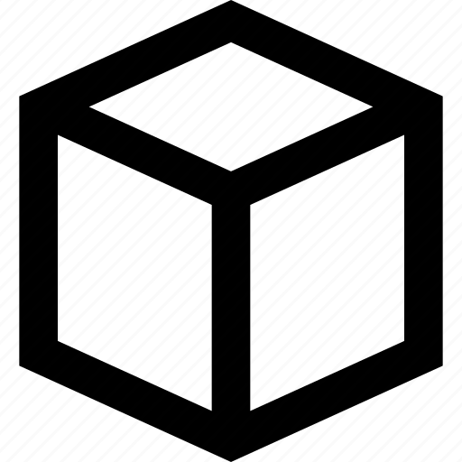 Bin, box, cube, storage icon - Download on Iconfinder