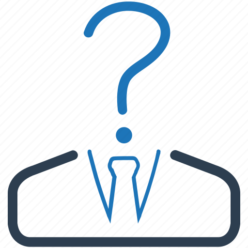 business, question, support icon