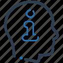business idea, idea, information icon