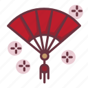 chinese, lunar, wooden fan, chinese new year, traditional, china