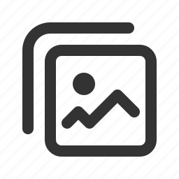 album, attach, figure, file, image, insert, media, photo, photography, picture, video icon