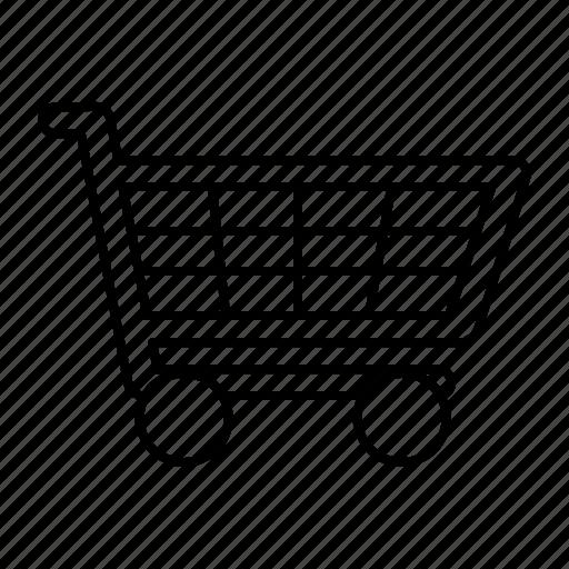 bag, basket, cart, online, shopping bag, store icon