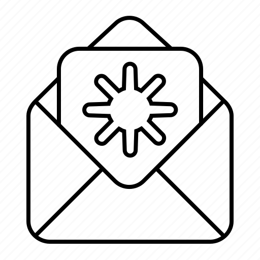 email, envelope, letter, subscribtion icon