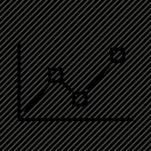 bar, chart, data, graph, pie icon