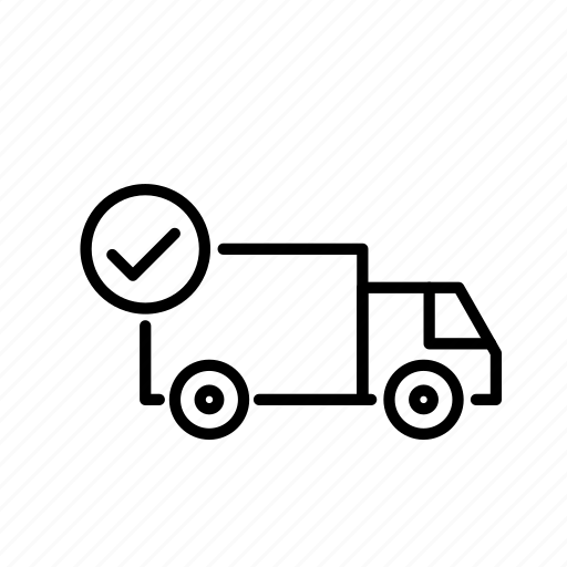 cargo, delivery, e comerce, transport, truck icon