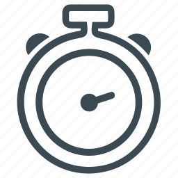 delivery, productivity, stopwatch, time, timer icon