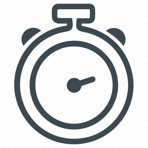 productivity, stopwatch, timer icon