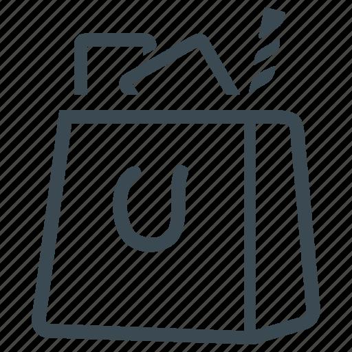 bag, buy, ecommerce, purchase, shopper, shopping icon