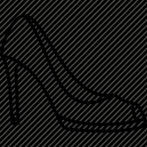 dress, fashion, heel, sandals, shoes, shopping, women icon