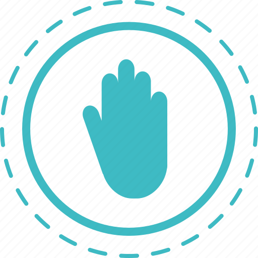 biometric, recognition, scan icon