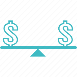 balance, fair, fixed, price icon