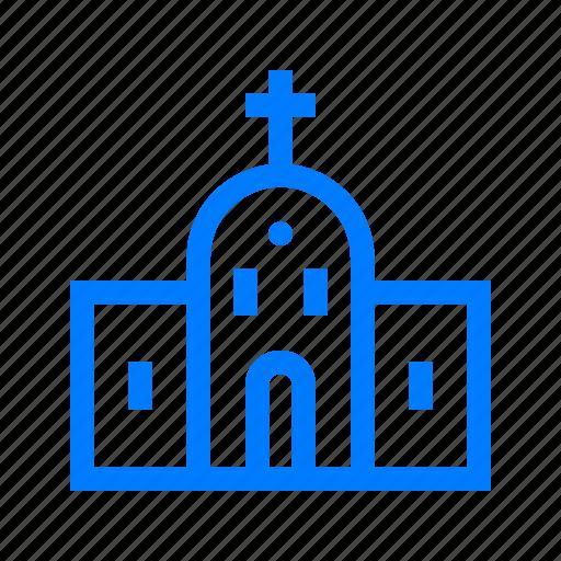 architecture, building, church, religion icon