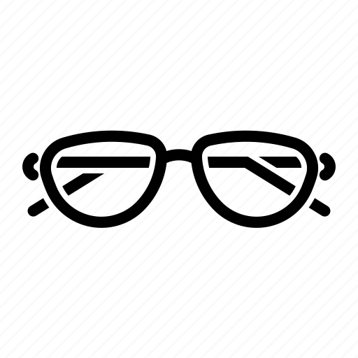dark, glasses, shades, sunglasses icon