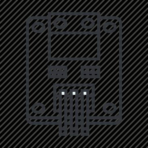 circuit, circuitdiagram, electric electricity electronicparts, sensor, voltage detection sensor, voltage sensor icon icon