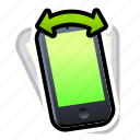 device, iphone, phone, shake, smartphone