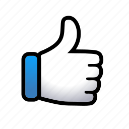 gesture, hand, like, signs, thumbs, up2 icon