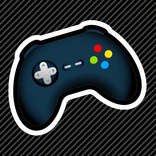 gamepad, joystick, tutorial icon
