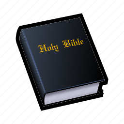 bible, book, leather, magic, medieval icon