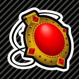 magic, medieval, old, pendant icon