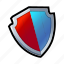 armor, knight, medieval, shield, superior, weapons icon