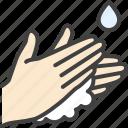 clean, hands, soap, wash, coronavirus