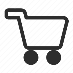 bag, battery, cart, full, trolley icon