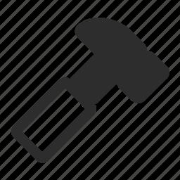 claw, equipment, hammer icon