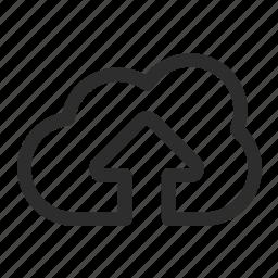 document, upload, uploading icon