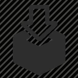 document, uploading icon