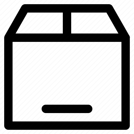 Box, delivery, package, packaging, parcel, shipping icon - Download on Iconfinder