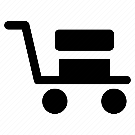 box, delivery, hand, package, packaging, shipping, truck icon