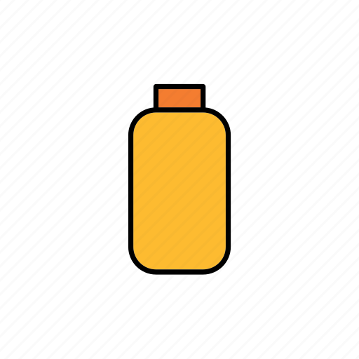 bottle, container, jar, packaging, packing, pot icon