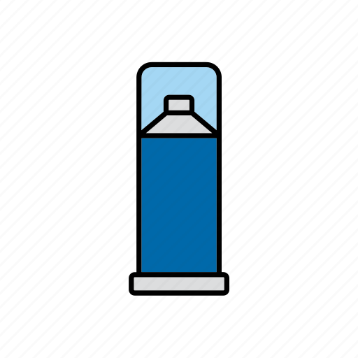 bottle, container, foam, packaging, shave, shaving, spray icon