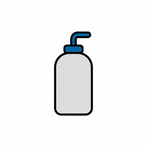 bottle, container, cream, handcream, packaging, packing icon