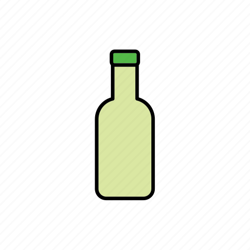beverage, bottle, drink, glass, jar, packaging, pot icon