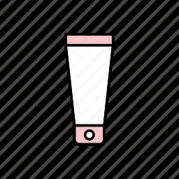 bottle, container, cream, handcream, jar, packaging, pot icon