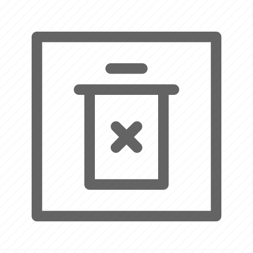 do not dispose, package, warning icon