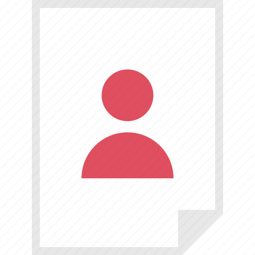 form, layout, page, person icon