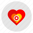 health, heart, man, pain icon