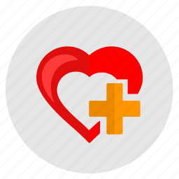 care, health, heart, man, med, pain icon