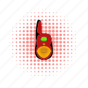cb, comics, decoder, low-range, lowrange, radio, transmitter icon
