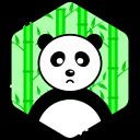 bear, face, panda, sad