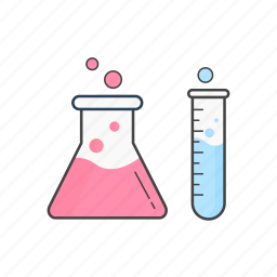 chemistry, discover, experiment, flask, lab, laboratory, research icon
