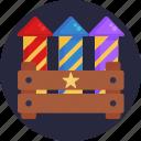 celebration, fireworks, parade, festival, party