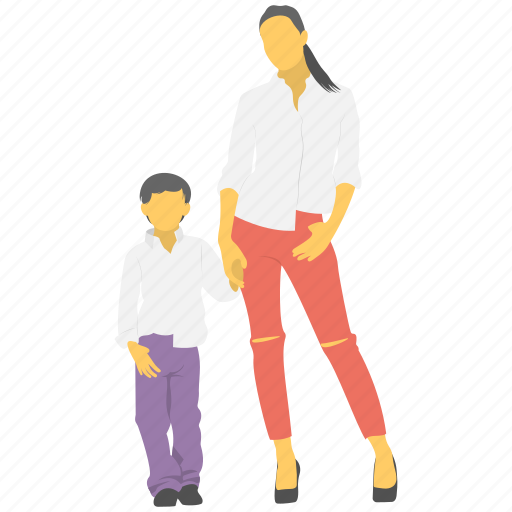 mother and son, mother son relation, motherhood, parental bond, stylish family icon