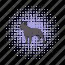animal, breed, bulldog, comics, dog, french, pet