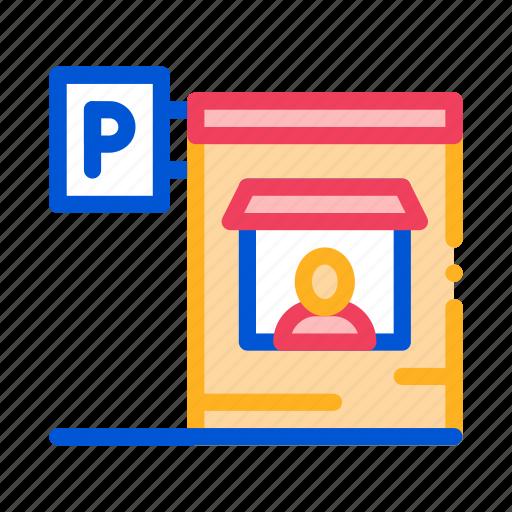 Car, elements, meter, parking icon - Download on Iconfinder