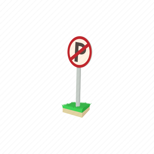 car, forbidden, no, parking, prohibited, rule, traffic icon