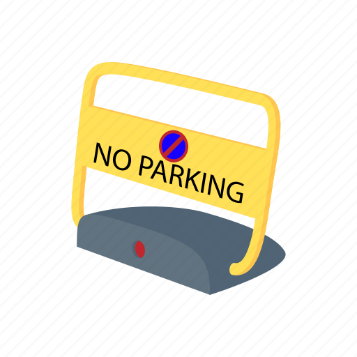 car, forbidden, no parking, prohibited, road, rule, traffic icon